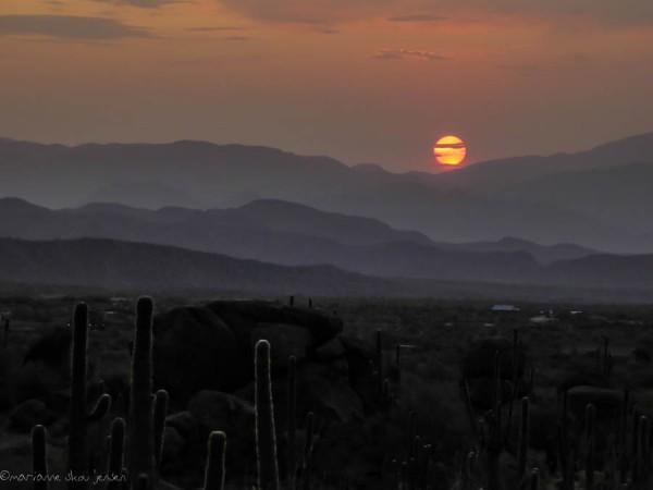 Granite Mountain Sunrise